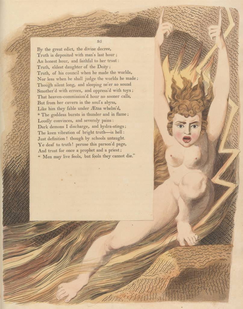 Edward Young William Blake