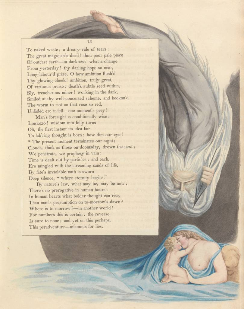 Edward Young William Blake 5