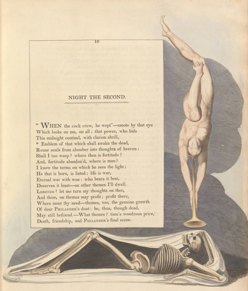 Edward Young William Blake 9 Flashbak