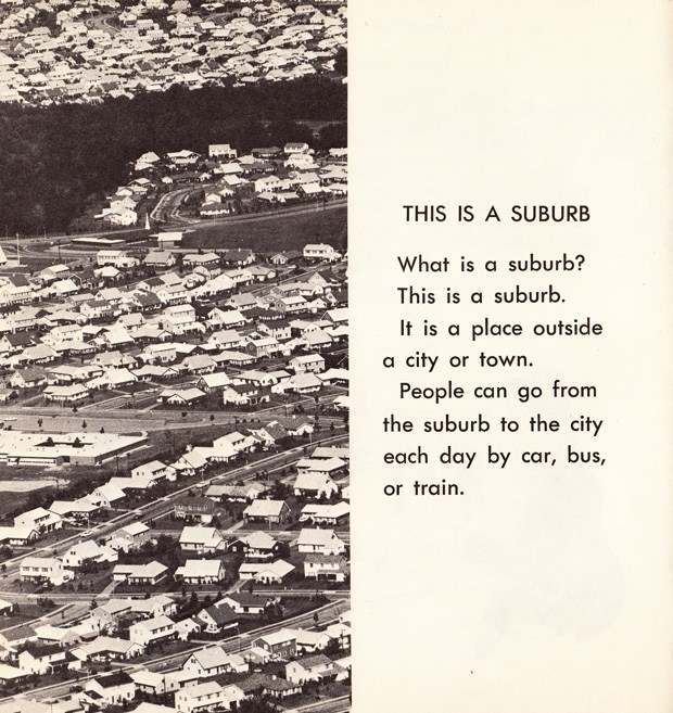How People Live In The Suburbs