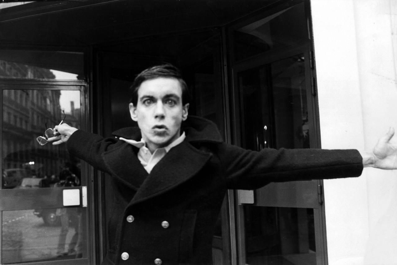 The Idiot Photo by Sipa Press/REX/Shutterstock (65114a) Iggy Pop IGGY POP AT THE START OF HIS EUROPEAN TOUR IN PARIS, FRANCE - 1977
