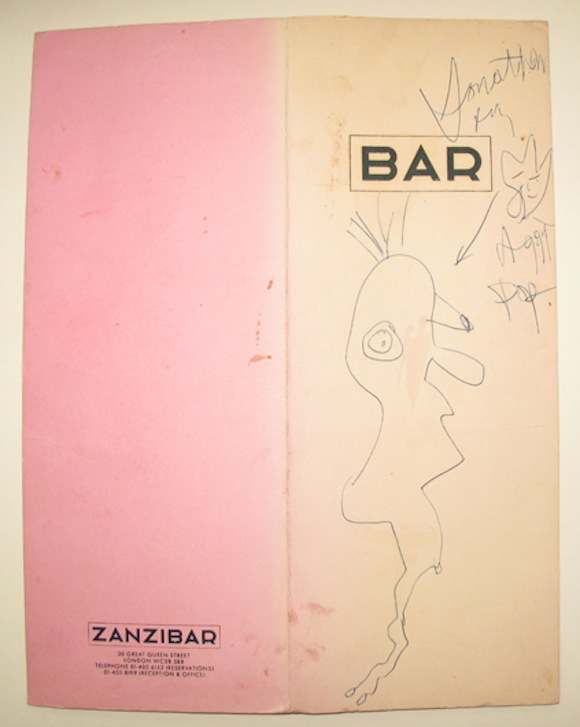 ZANZIBAR AND THE NIGHTS IGGY POP AND JOHNNY THUNDERS LEFT THEIR MARK ON FULHA