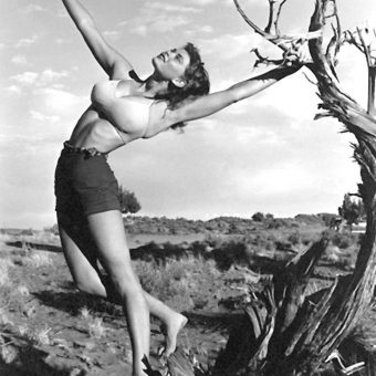 Irish McCalla Was Sheena 'The Catalyst For Impure Thoughts'