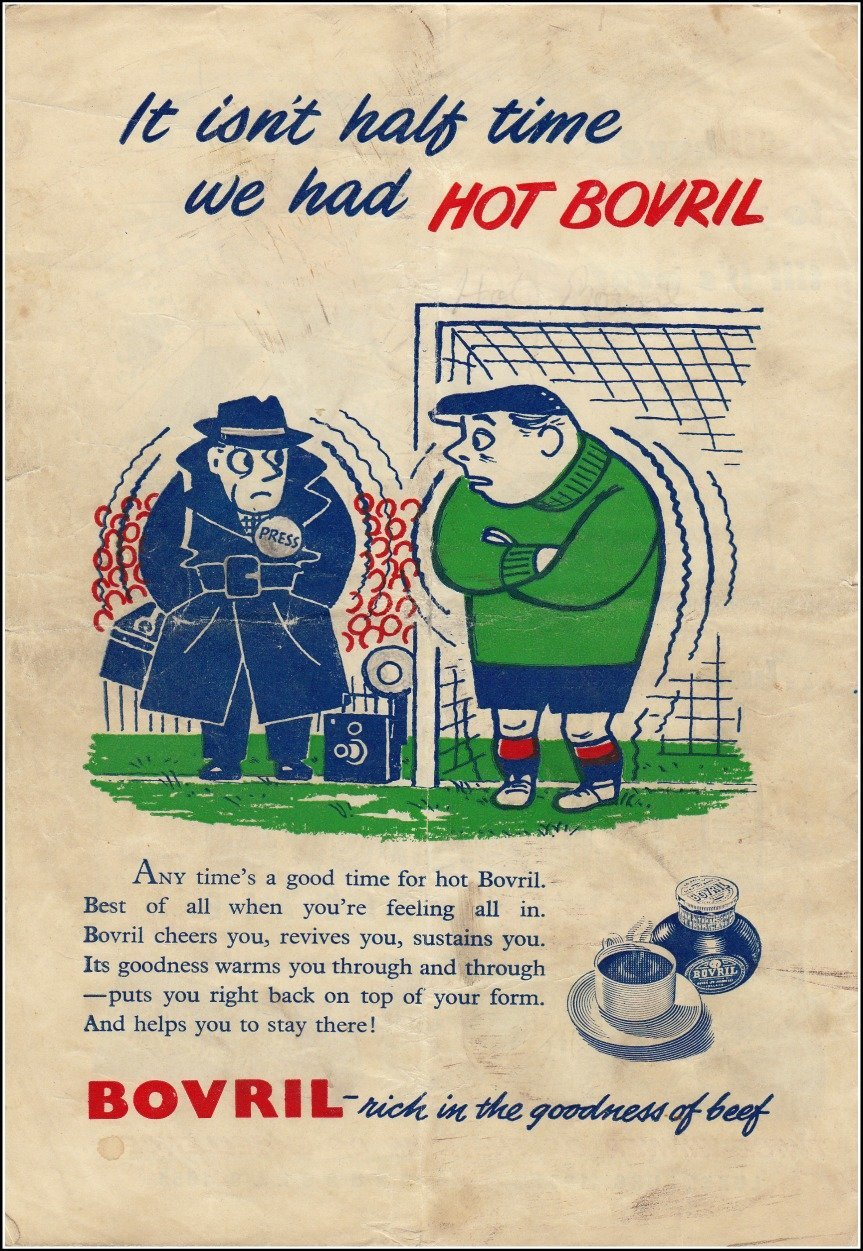 Bovril meat-extract