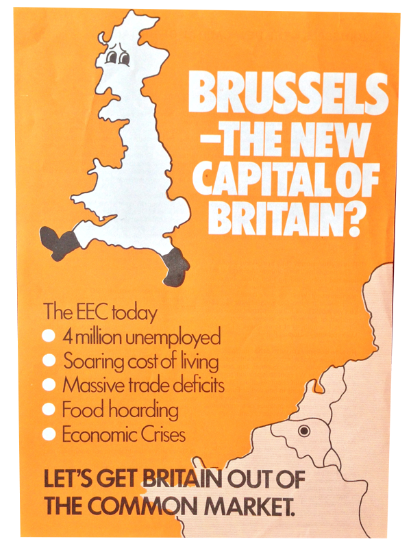 London EU referendum 1975