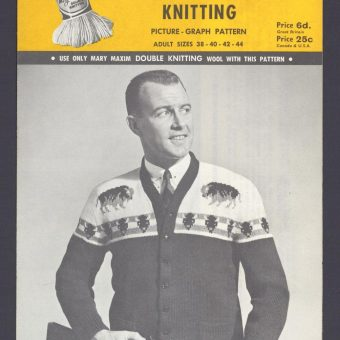 Highlights From The Online Knitting Reference Library 1849 to 2012