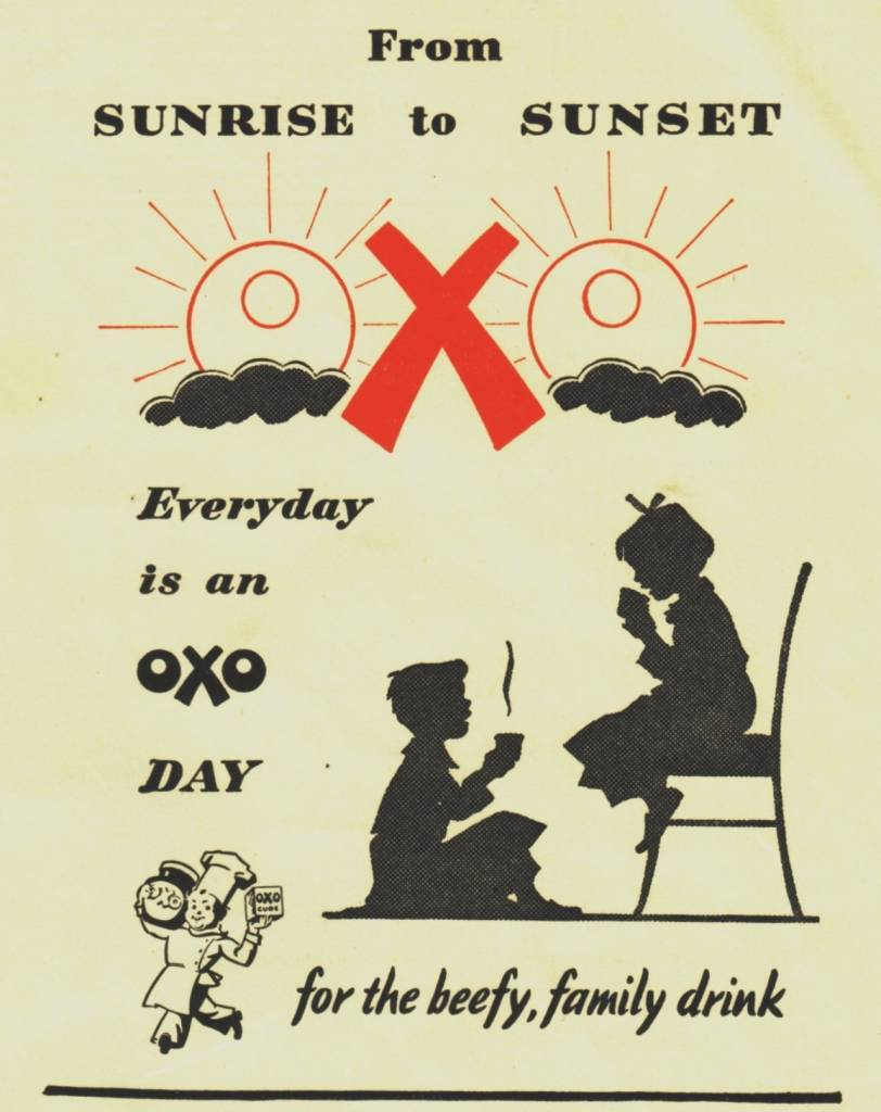 OXO Punch - January 18th 1950