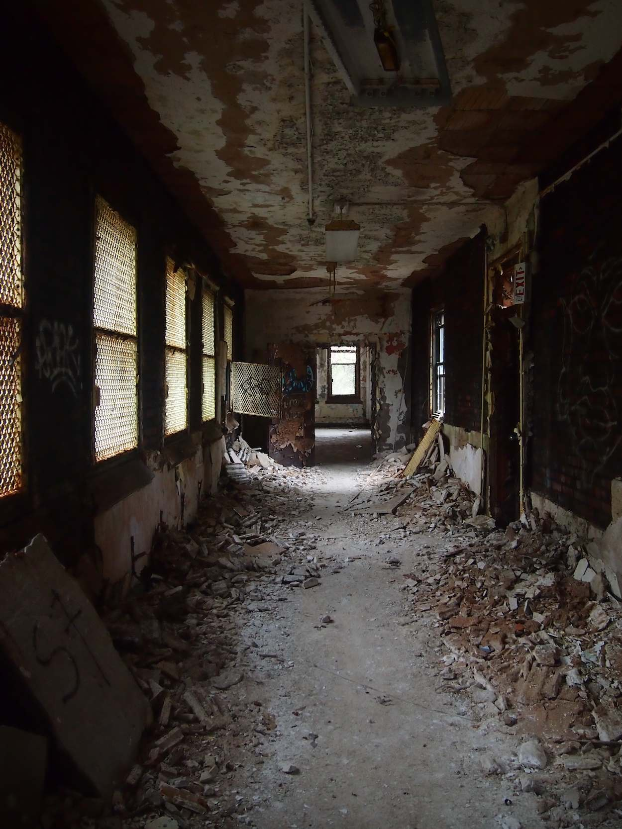 Overbrook Asylum For The Insane Photos And Letters From
