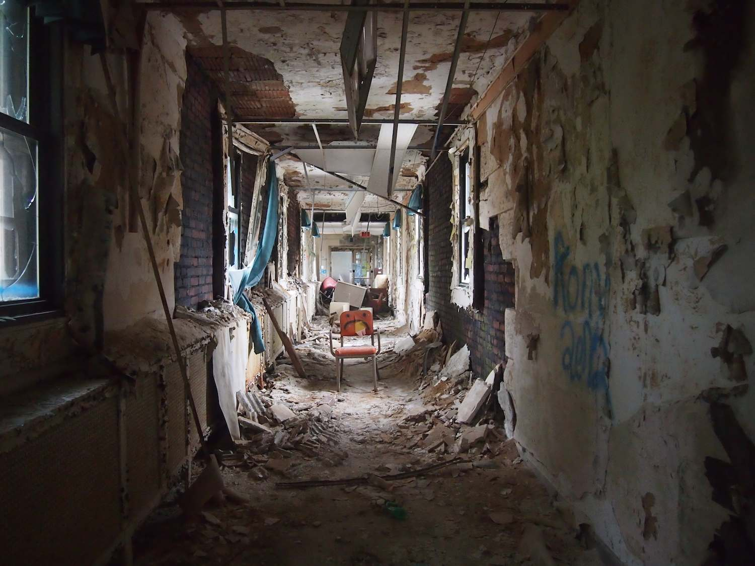 Image result for Overbrook Insane Asylum