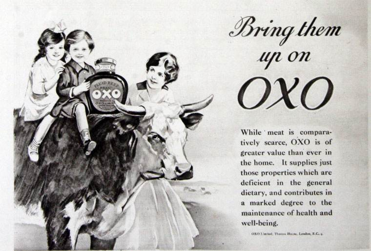 Oxo meat extract