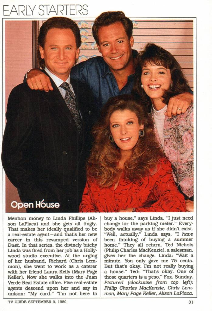 TV Guide Fall Preview 1989 4