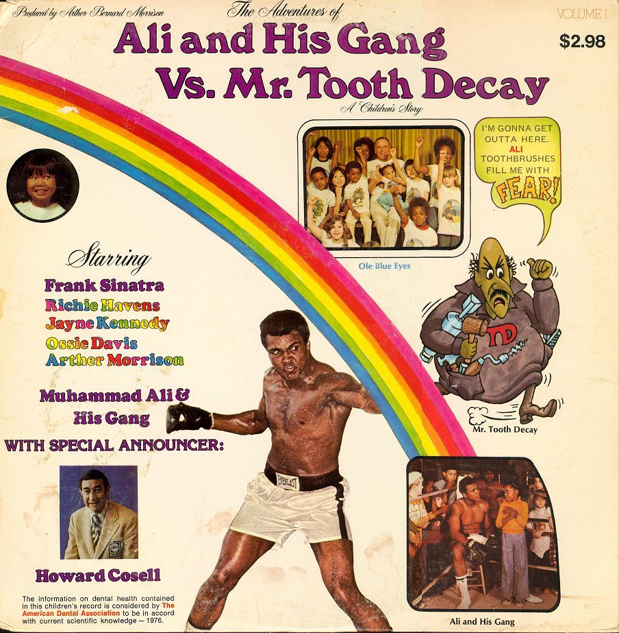 Muhammad Ali and His Gang vs. Mr. Tooth Decay Muhammad Ali and gangs tooth decay album
