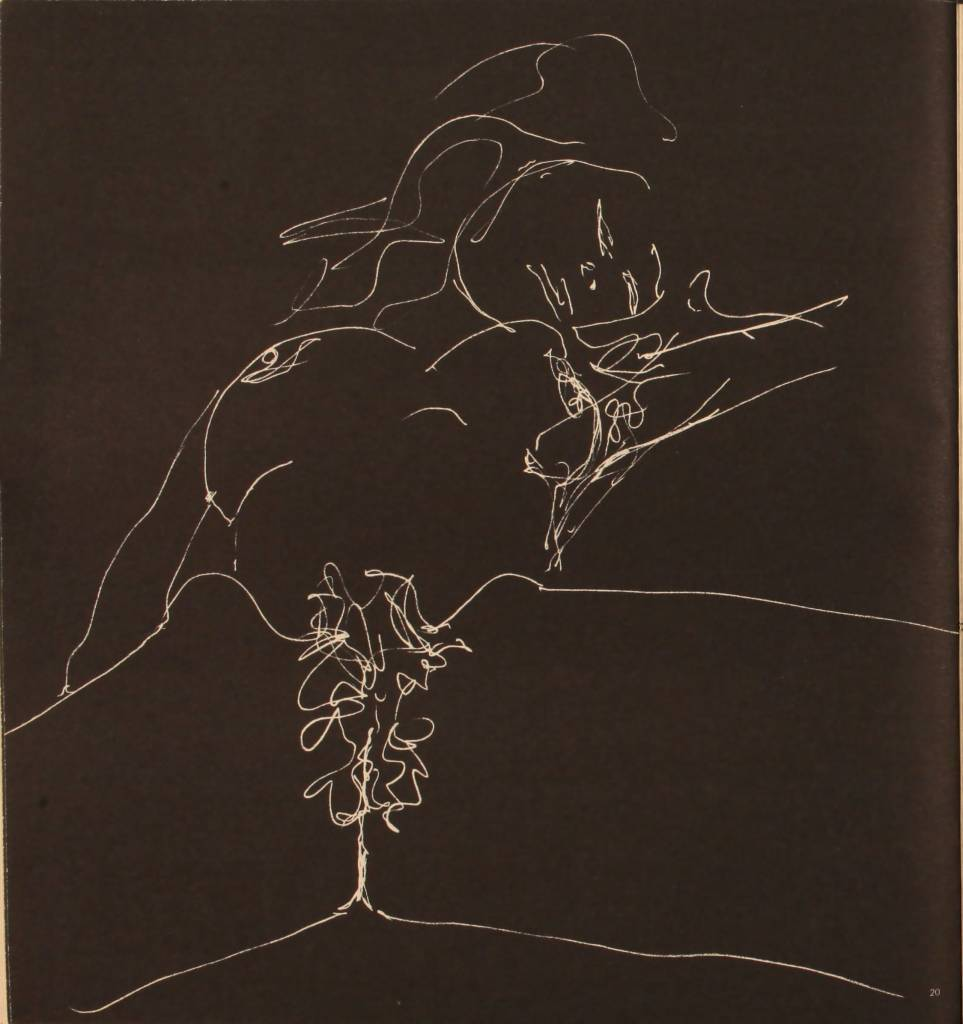 erotic lithographs by John Lennon