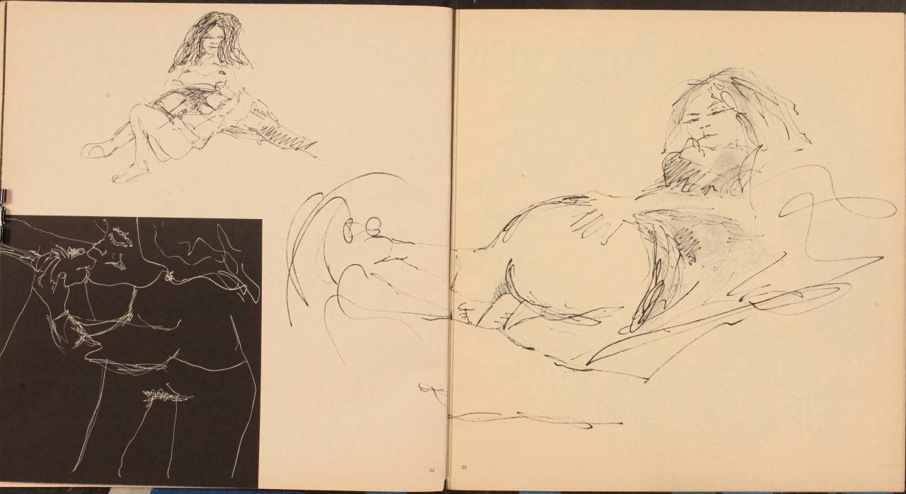 erotic lithographs
