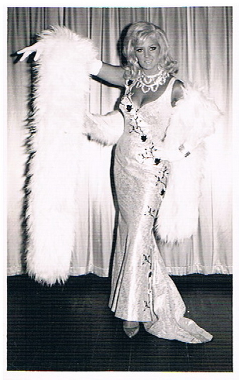 Diane As Mae West