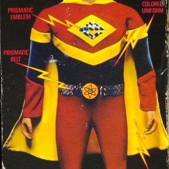 """Remembering Electroman, Ideal's """"Revolutionary Electronic Toy Sensation of 1977"""""""
