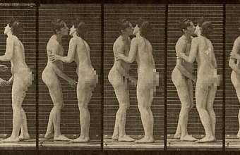 The First Naked Kiss On Camera: Eadweard Muybridge, Sex And Murder