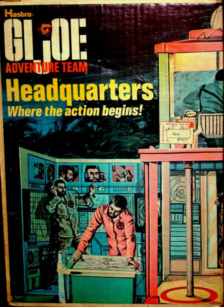 Have a Different Adventure Every Day: The G.I. Joe