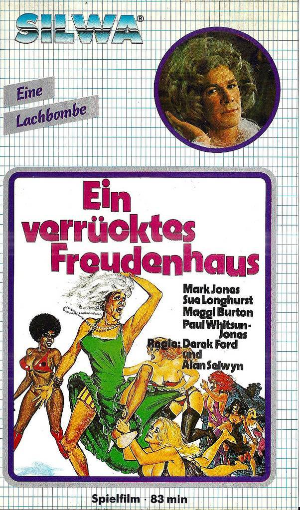 german vhs covers 1980