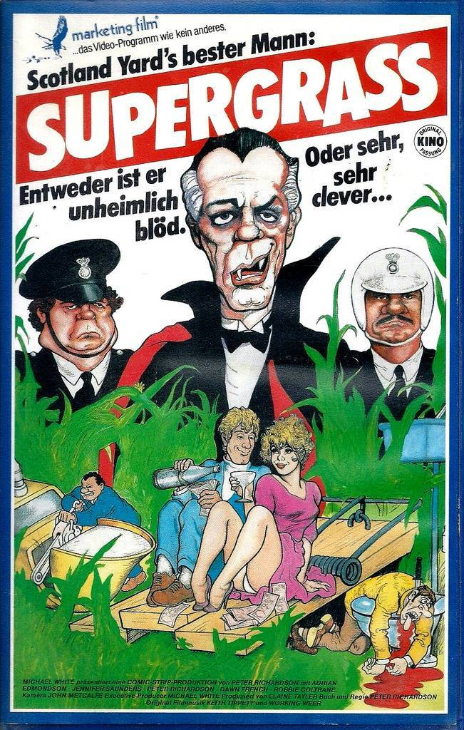 german vhs covers 1980s drugs