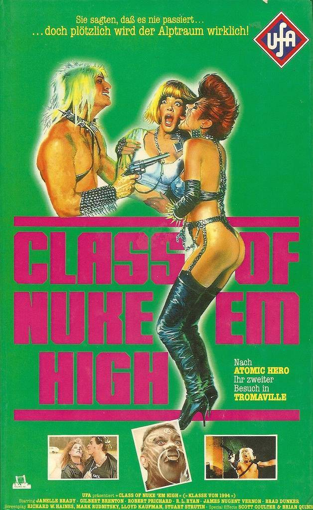 german vhs covers 1980s video sex