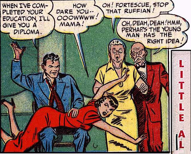 little_al_secret_service_no_10_spanking_panel