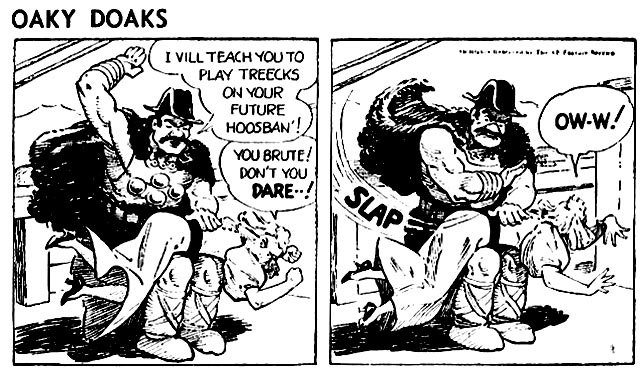 oakydoaks comic book 09-28-1939