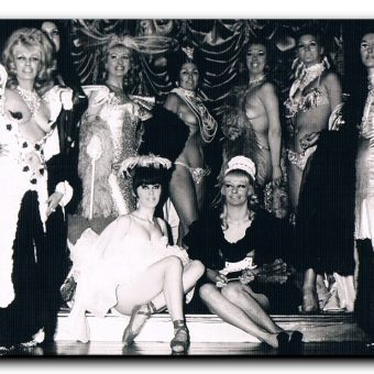 Soho's Casino de Paris Striptease Theatre Club (1958-1977)