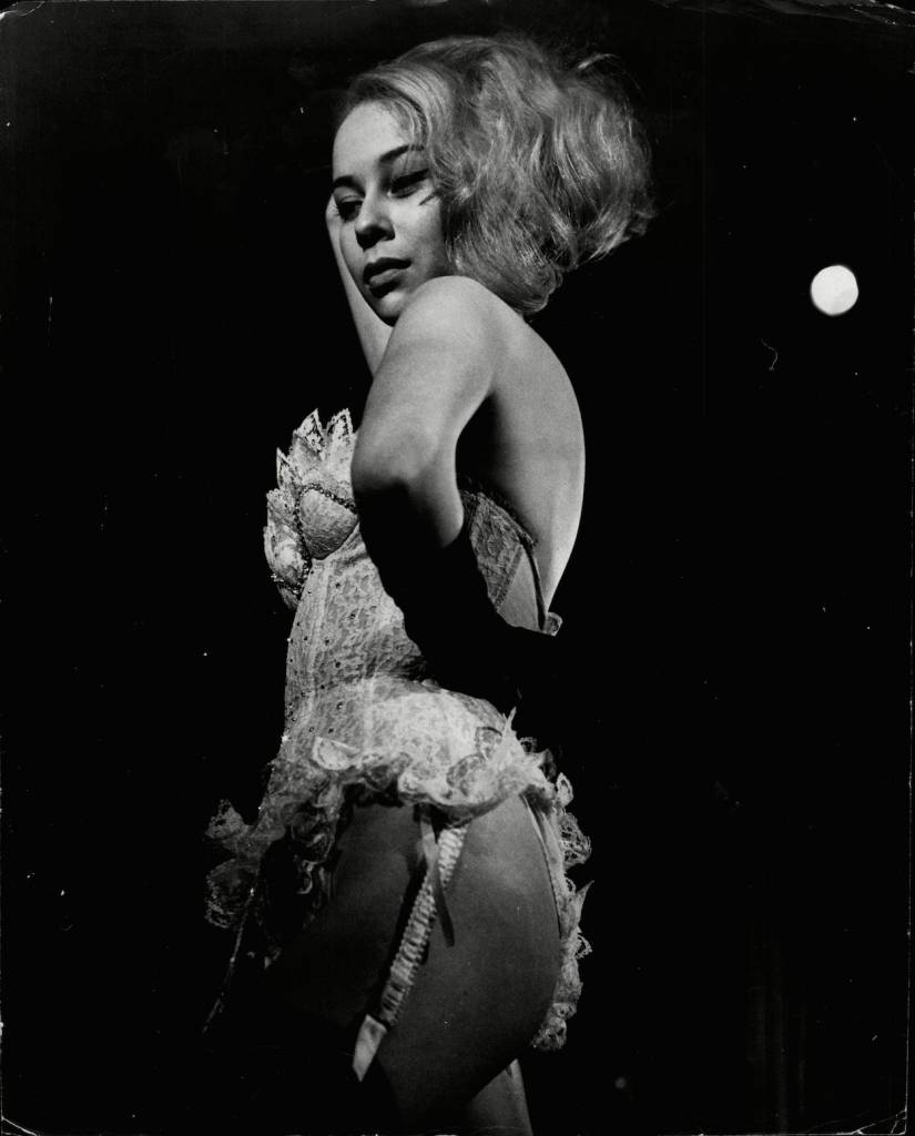 Mandatory Credit: Photo by David Thorpe/ANL/REX/Shutterstock (1412155a) Kathy Keeton Performing At The Casino De Paris Club. Keeton Was One Of The Highest-paid Strippers In The World. She Later Married Penthouse Publisher Bob Guccione. Kathy Keeton Performing At The Casino De Paris Club. Keeton Was One Of The Highest-paid Strippers In The World. She Later Married Penthouse Publisher Bob Guccione.