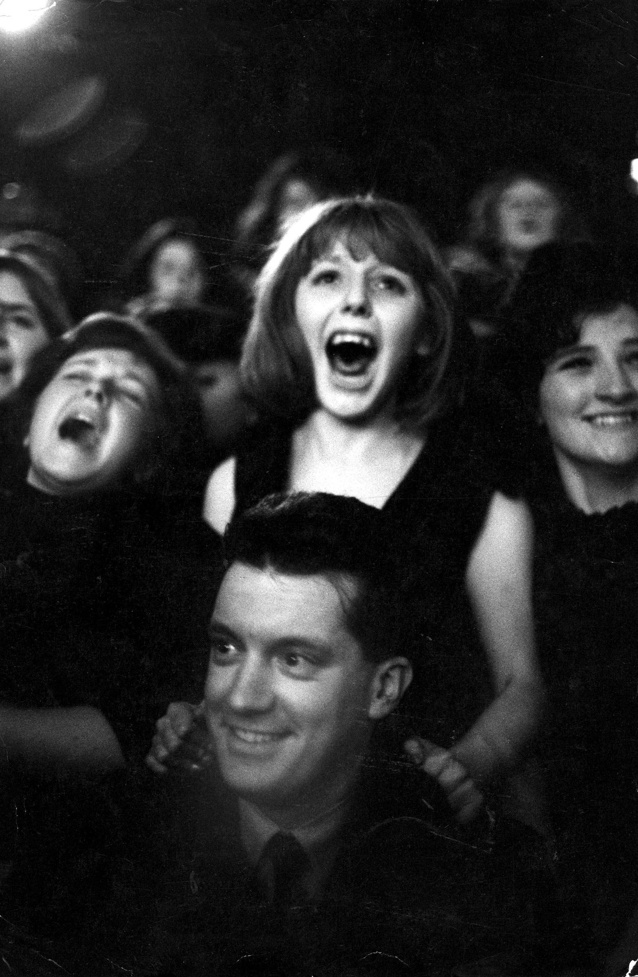 THE BEATLES CHRISTMAS CONCERT, BRITAIN - 1963