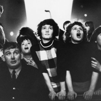 Amazing Photos of The Beatles Christmas Concerts (24 December 1963 to 11 January 1964)