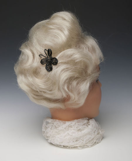the first beehive hair style