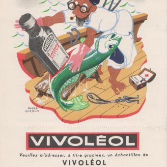 Beautiful Drugs Ads from 1930s France (Ridendo Magazine)