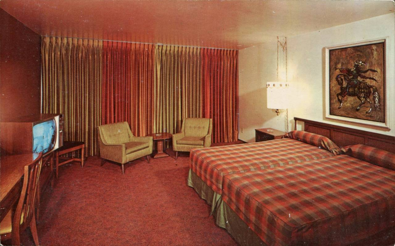 Cheap Motel Hotel Rooms