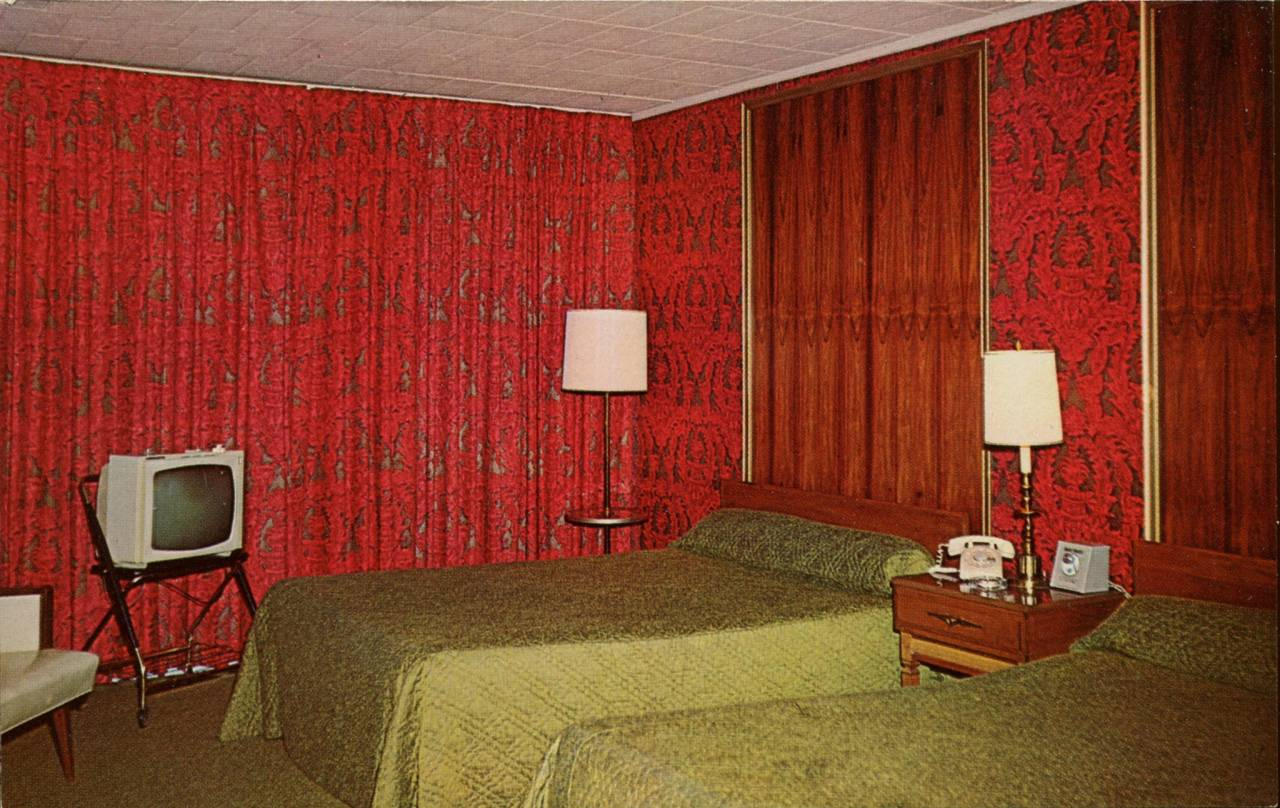 Chateau Renaissance Motor Hotel, North Bergen, New Jersey