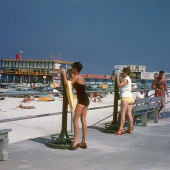 1950s American Vacations In Kodachrome