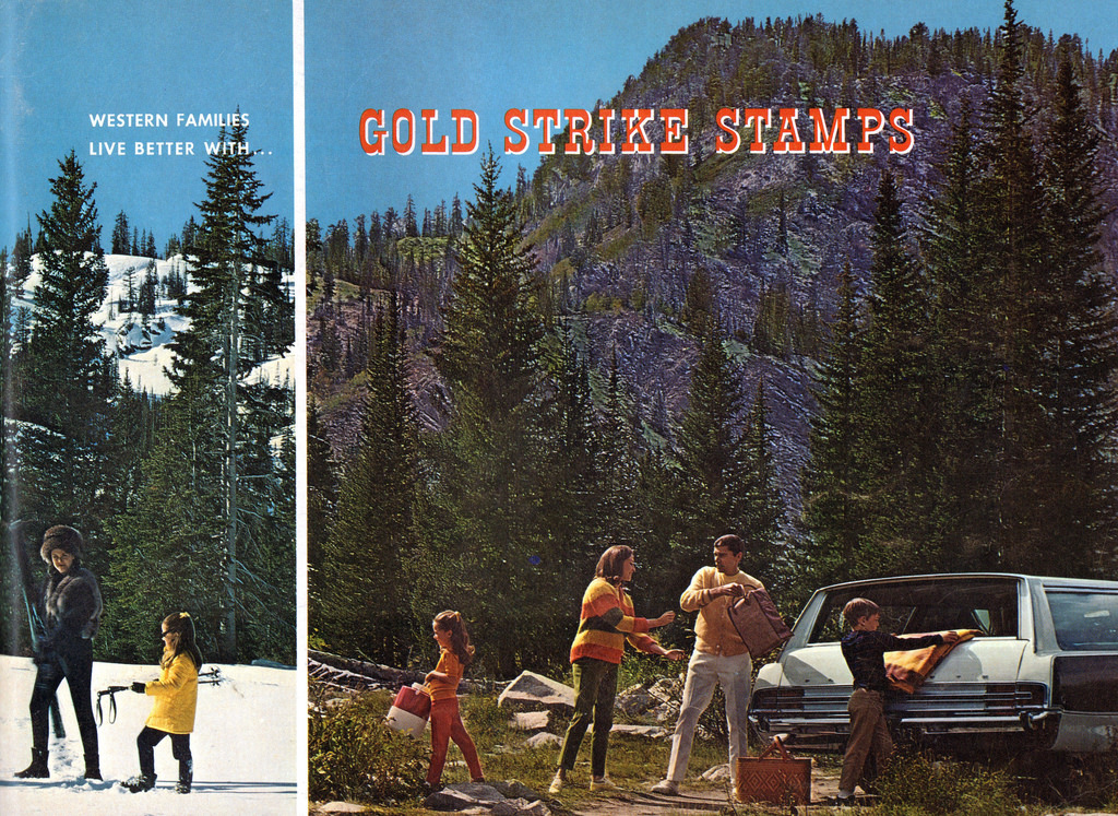 1969 Gold Strike Stamps Catalog