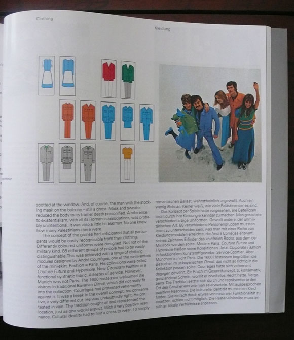 cher Alexander Negrelli's study of the 1972 Olympic Games