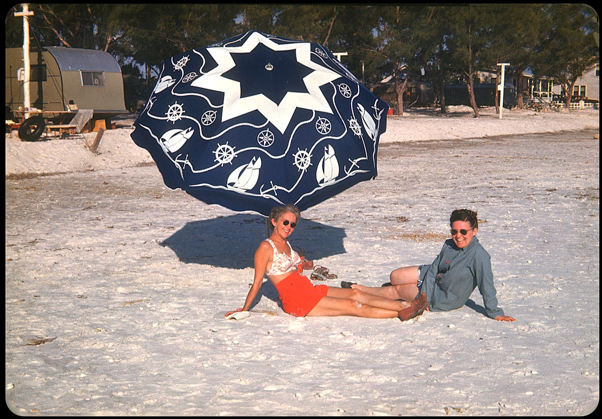 1950s vacations