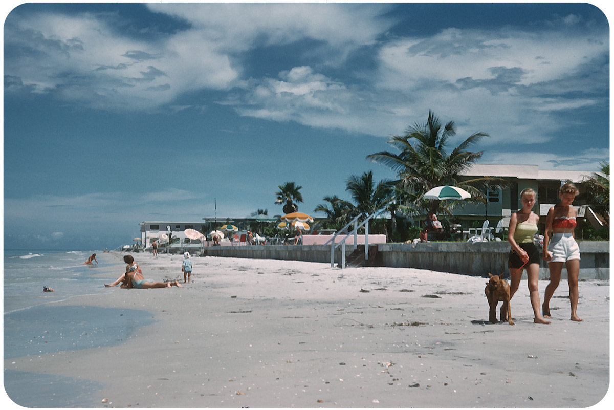 Sandpiper Apartments, Reddington Beach, FL — July 1952