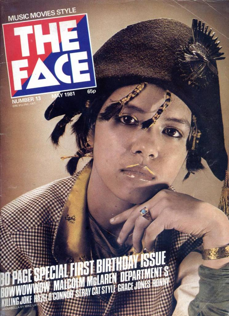 The Face 13 (May 1981)