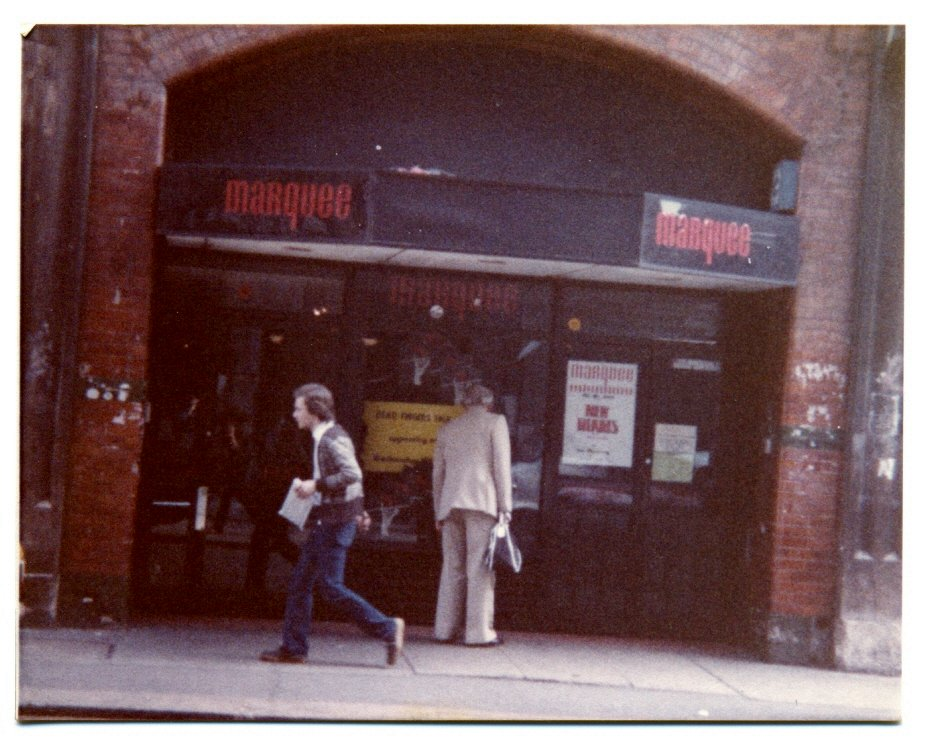 The Marquee Club London (1978)