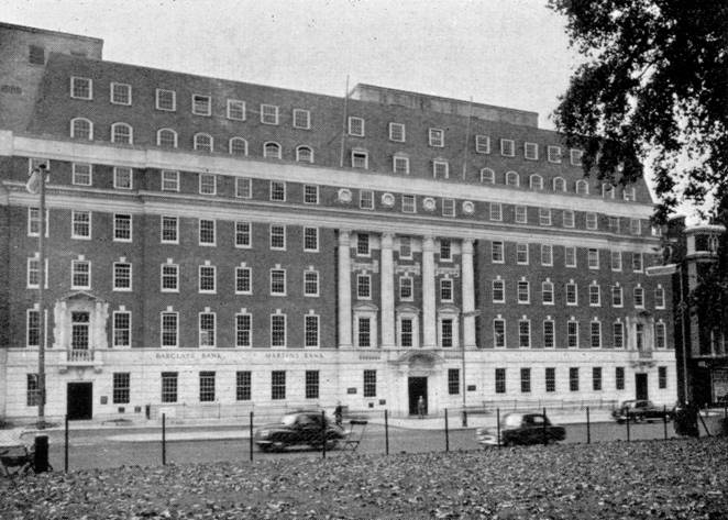 Agriculture House c.1955