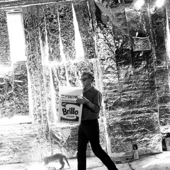 Inside Andy Warhol's Silver Factory