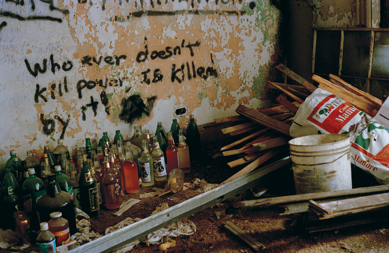 Kill Power, Fifth Street Squat, 1994