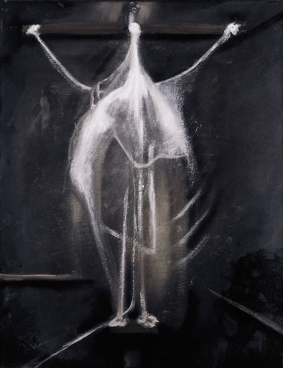 Crucifixion, 1933. Oil on canvas, 62 x 48.5 cm. Private collection. © The Estate Of Francis Bacon/