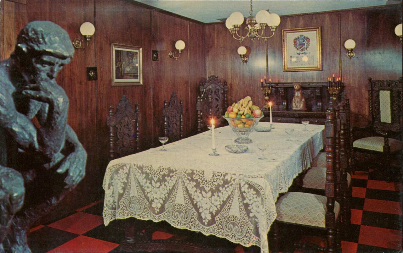 The Anniversary Room, Danny's Hideaway, New York