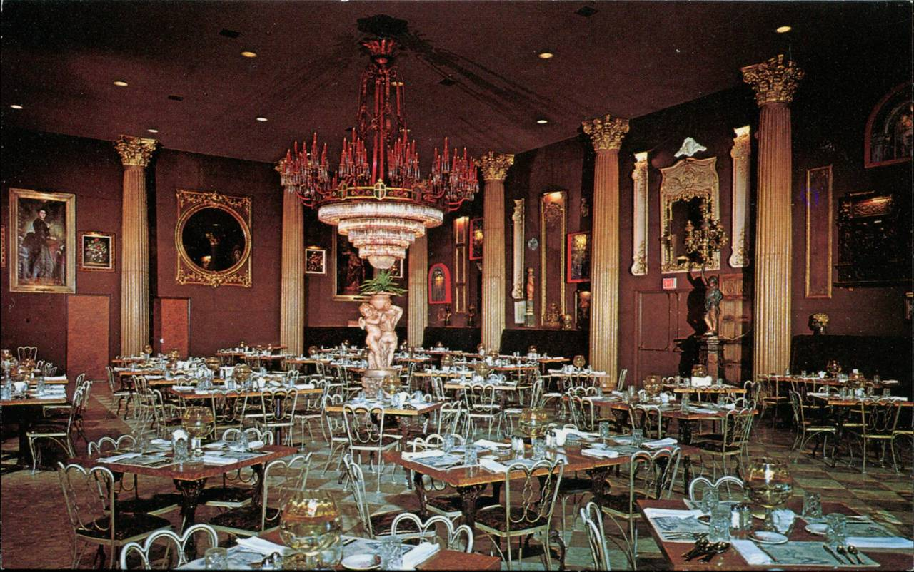 The Gallery Dining Room, , Kapok Tree Inn, Clearwater, Florida