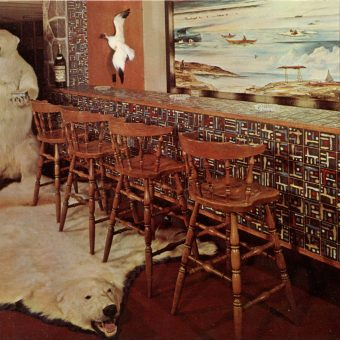 Eating Out: Mind-Blowing Mid-Century Restaurant Postcards