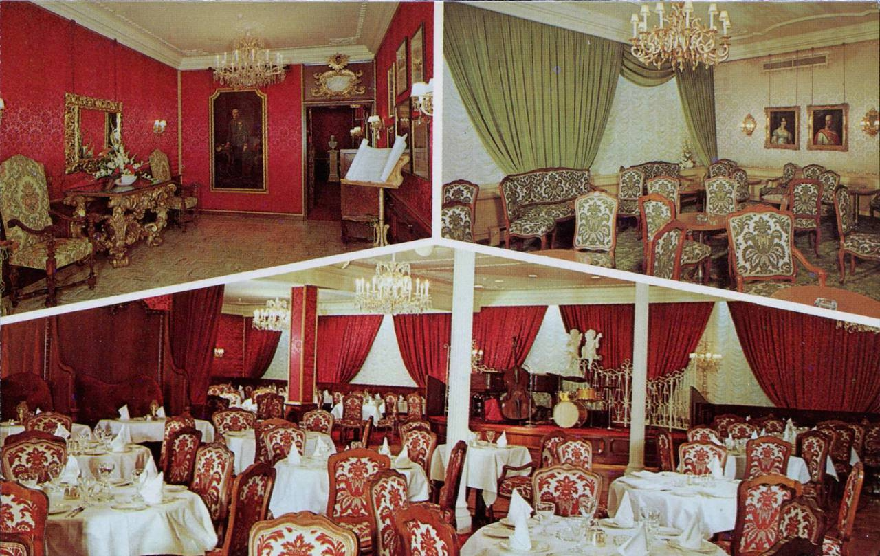 The Franz Josef Viennese Restaurant And Cabaret, Toronto, Ontario